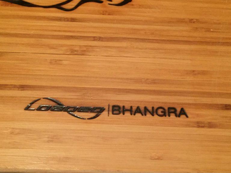 Ремонт лонгборда Loaded Bhangra