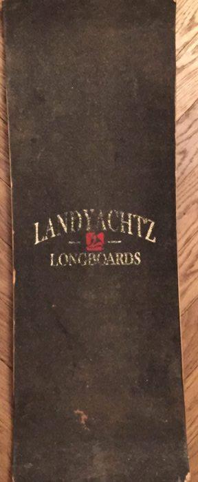 """Ремонт Лонгборда Landyachtz Switchblade 40,5"""" (2012)"""