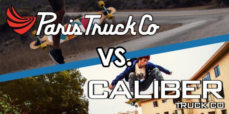 Подвески для лонгборда | Paris Trucks или Caliber Trucks